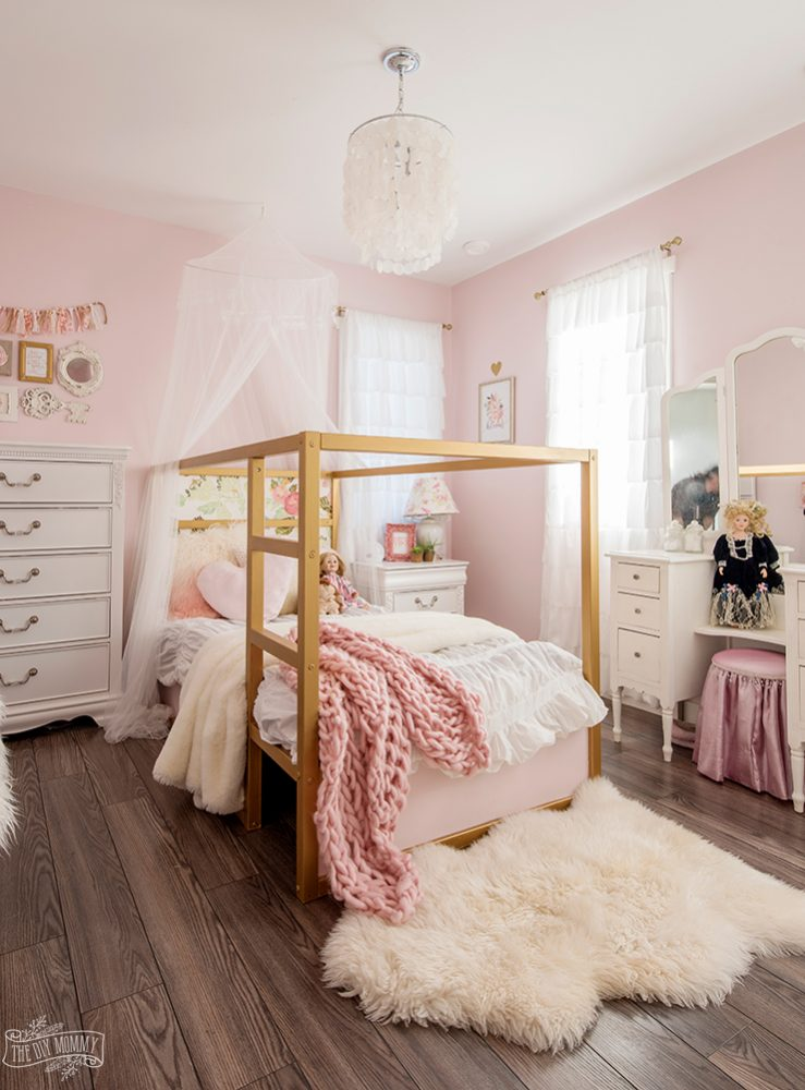 Beautiful & Practical Kids Bedroom Organization Ideas