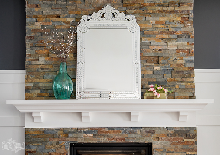 Mantel Decorating Ideas How To Style A Mantel 2