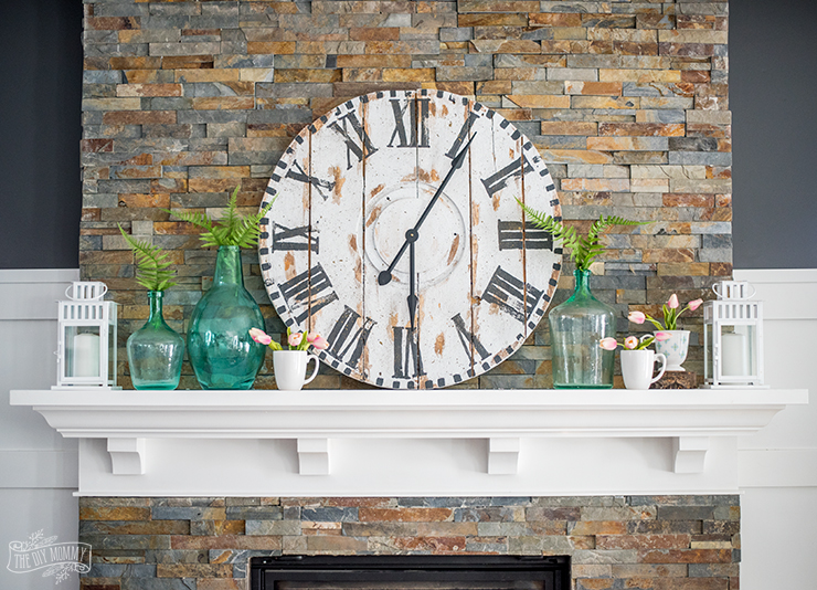 Mantel Decor Tips