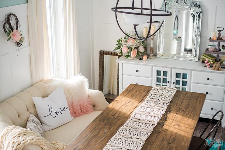 Rustic Romantic Decorating Ideas