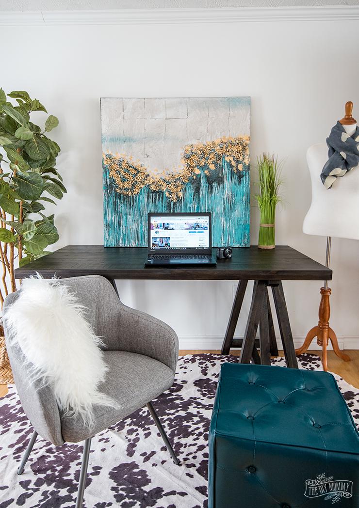 My DIY Studio, Little White Studio Update
