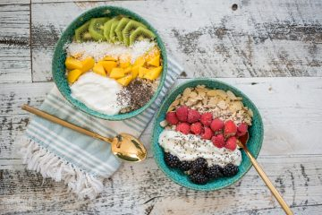 How to make overnight oats - my favorite recipe!