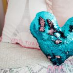 Sew a Mermaid Sequin Pillow – A Kid's DIY