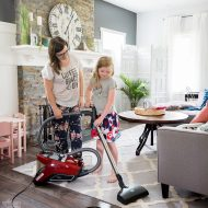 The One Trick to Help Keep Your Home Clean This Summer