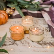 3 Ways to Make Soy Candles