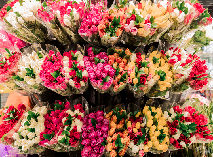 how do i order flowers from costco