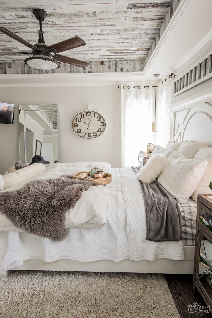 hygge bedroom