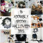 16 Adorable and Spooky Halloween DIYs