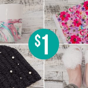 4 Beautiful (But SO Easy!) DIY Dollar Store Gift Ideas
