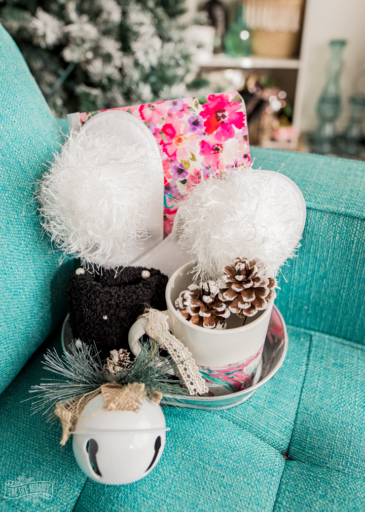 Beautiful and Easy DIY Dollar Store Gift Ideas