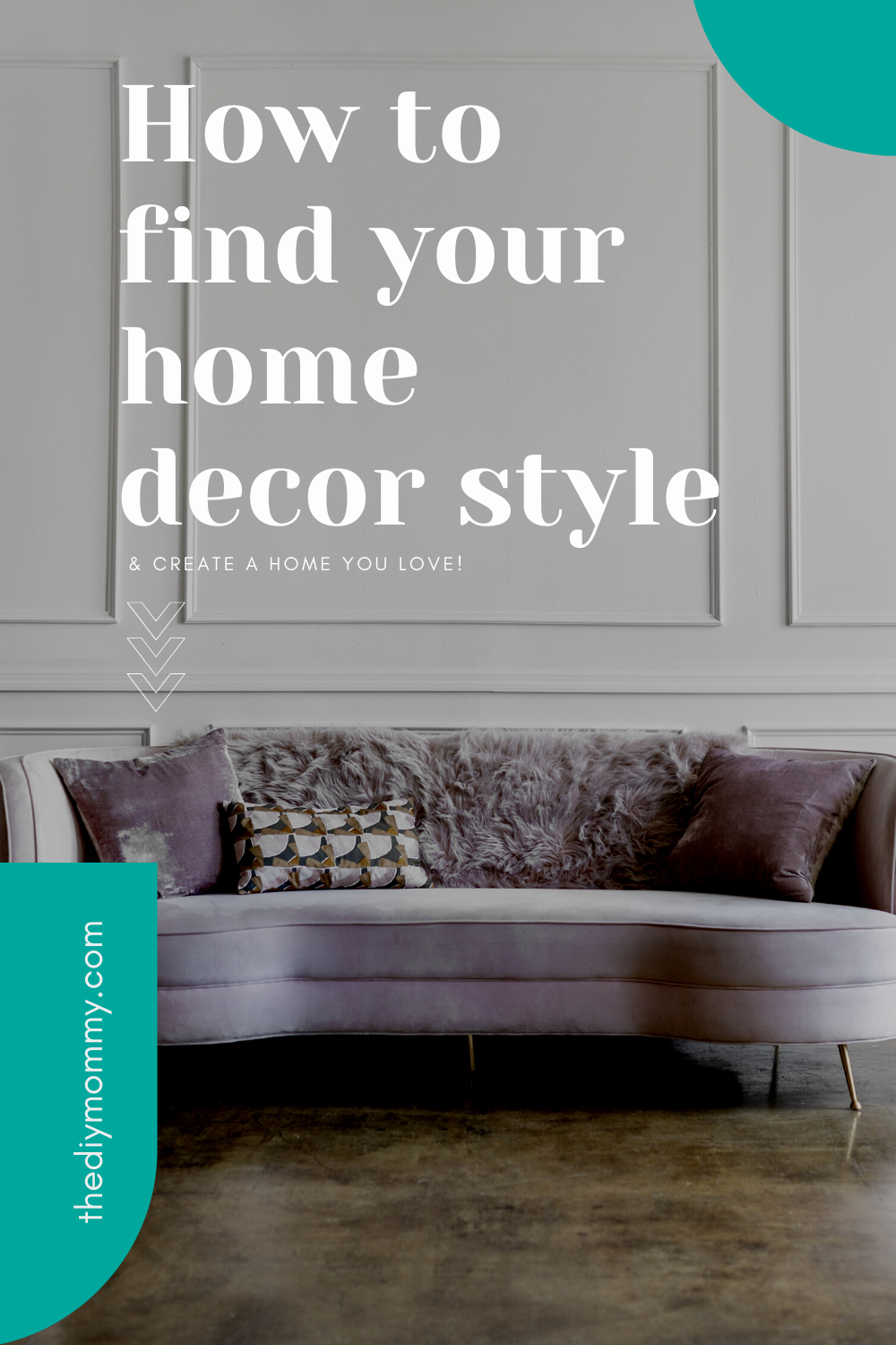 Learn how to find your home decor style and create a home you absolutely love! Free guide and quiz.