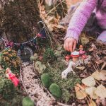Make an Outdoor Fall Fairy Garden