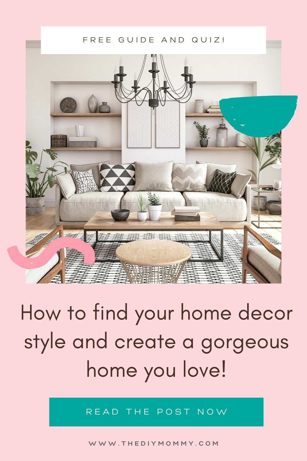 How to find my home decor style