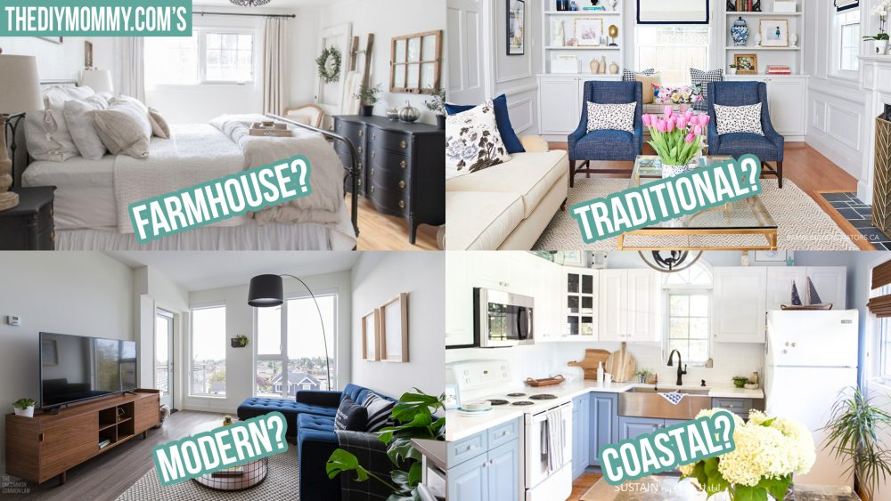 3 Steps To Find Your Decor Style With A List Of Common Styles