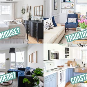 3 Steps to Find Your Decor Style (with a List of Common Styles!)