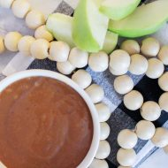 Make Slow Cooker Salted Caramel Sauce