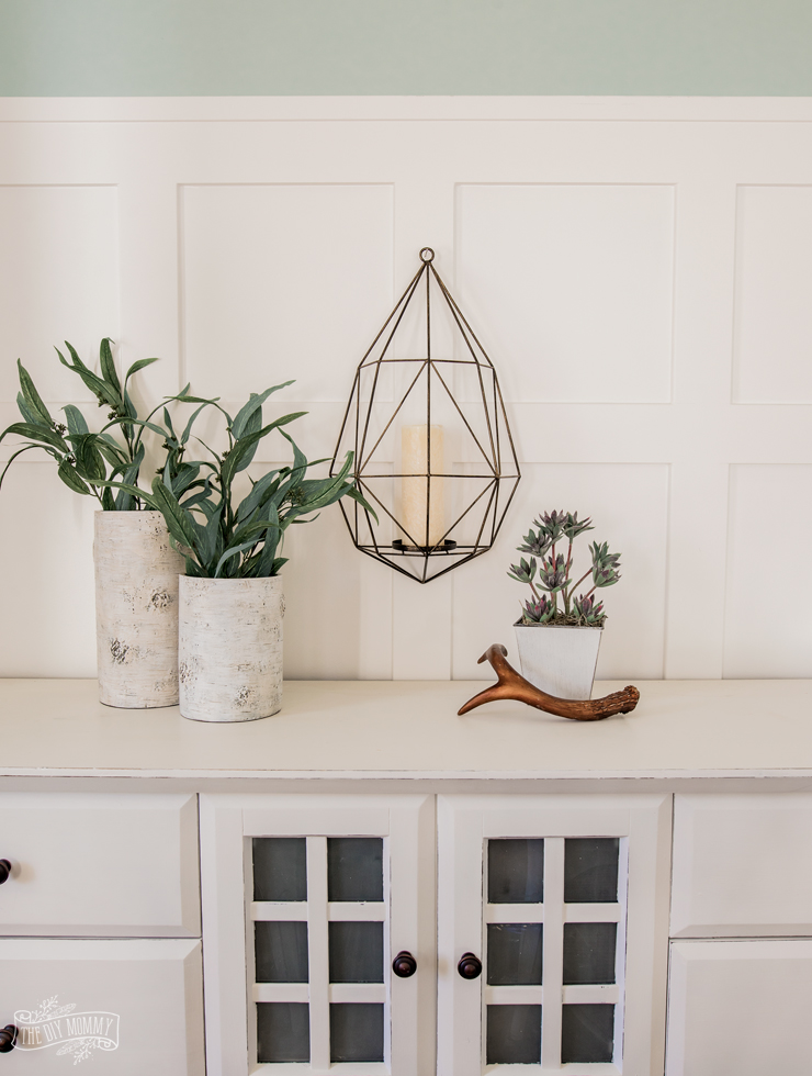 Scandi style home decor accessories