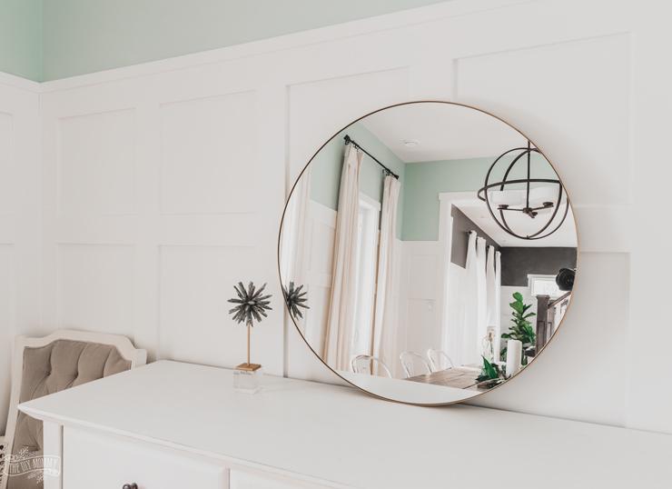 Minimalist home decor style