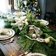 Vintage Glam Christmas Home Tour