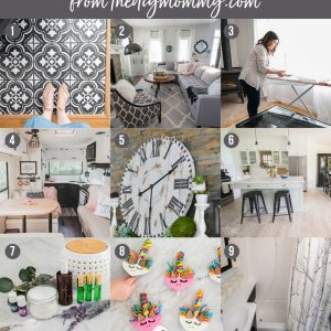 9 Favorite Posts of 2018 on The DIY Mommy