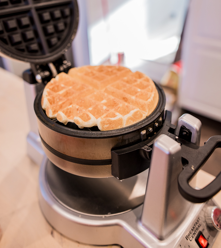 The Best Waffles Recipe Ever