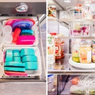 Organize Your Kitchen with these 6 Dollar Store Items