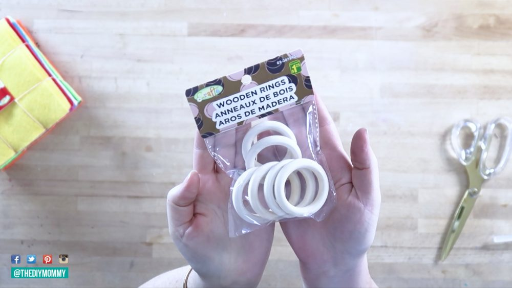 DIY Dollar Store Bunny Ear Napkin Rings