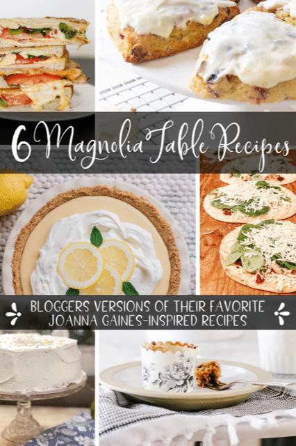 magnolia table recipes