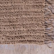 Make a Jute Rug with Dollar Store Twine