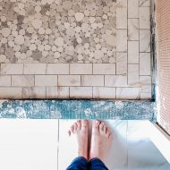 A Gorgeous Marble Shower | 2019 Spring ORC Week 4