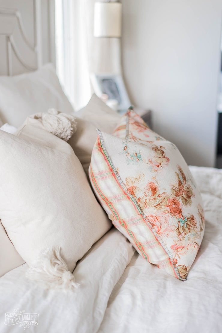 French Country Vintage Inspired Bedroom