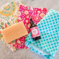 Make Beeswax Wraps to help reduce single use plastic!