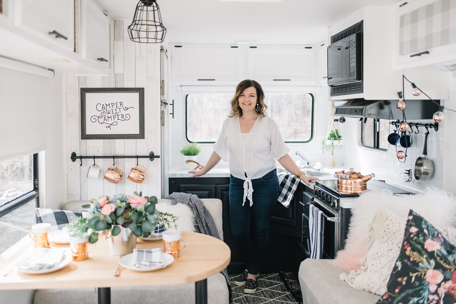 Rv Renovation On A Budget From Start To Finish The Diy Mommy