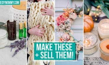 10 Crafts to Make and Sell
