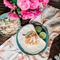 Easiest Fish Tacos