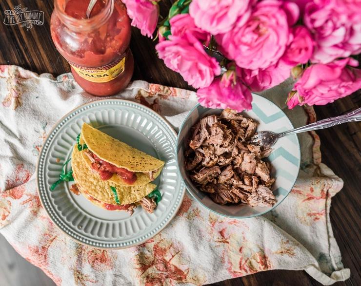 Easy Tacos 5 Ways with Old El Paso