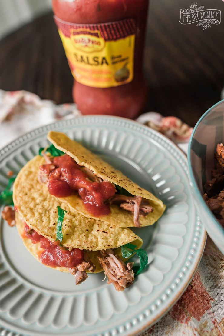 Easy Tacos 5 Ways with Old El Paso