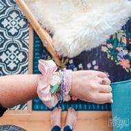 DIY Friendship Bracelets and Scrunchies