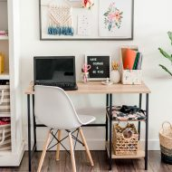 Budget-Friendly Homework Station for Back to School