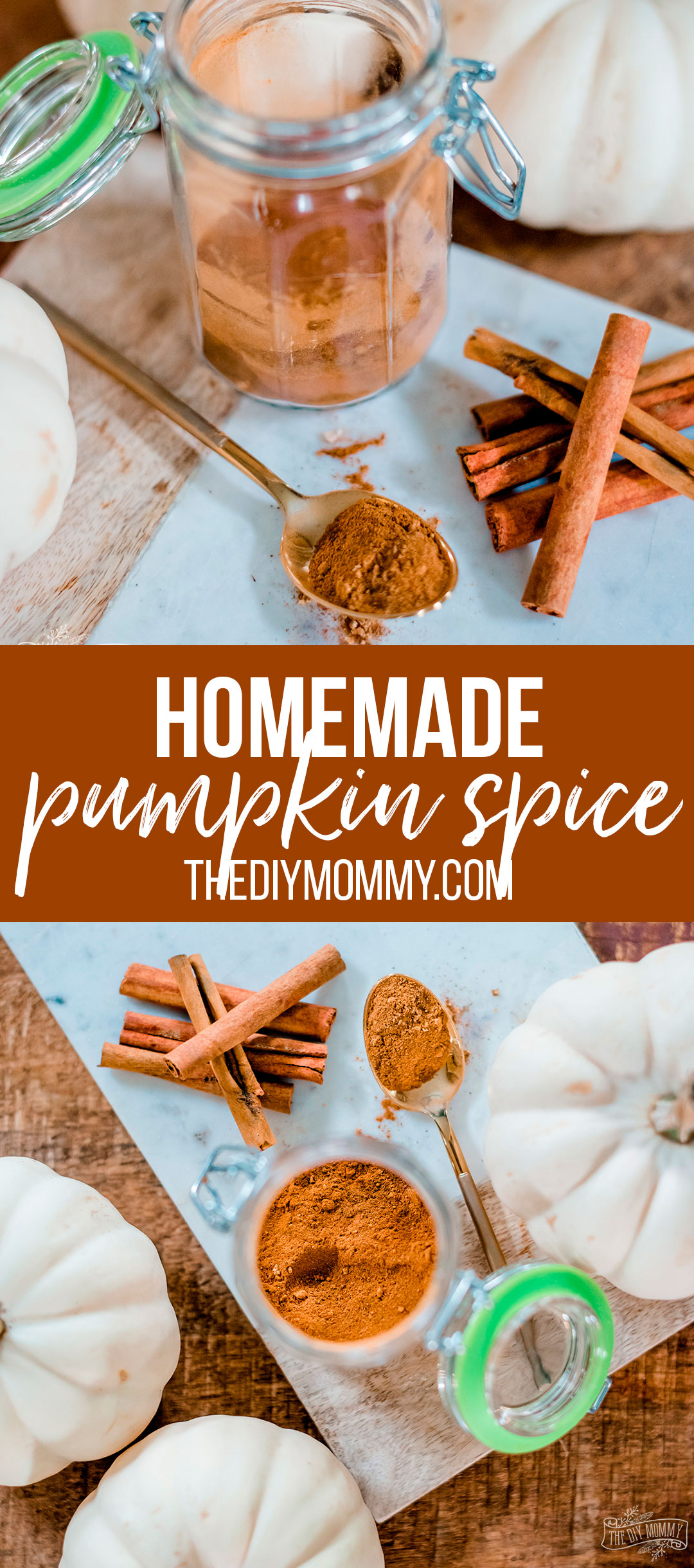 Easy DIY Pumpkin Pie Spice Mix Recipe