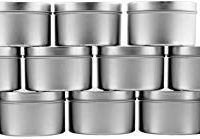 Small (8 oz) Tins with Lids