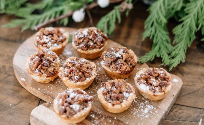 Maple Pecan Tassies Christmas Cookie Mini Tart Recipe