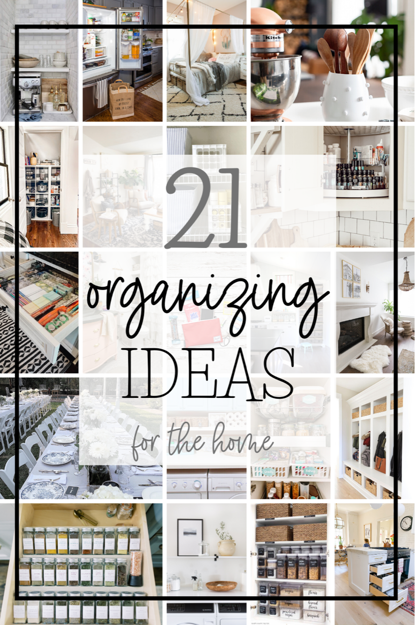 12 Amazing DIY Organization Ideas for Your Home