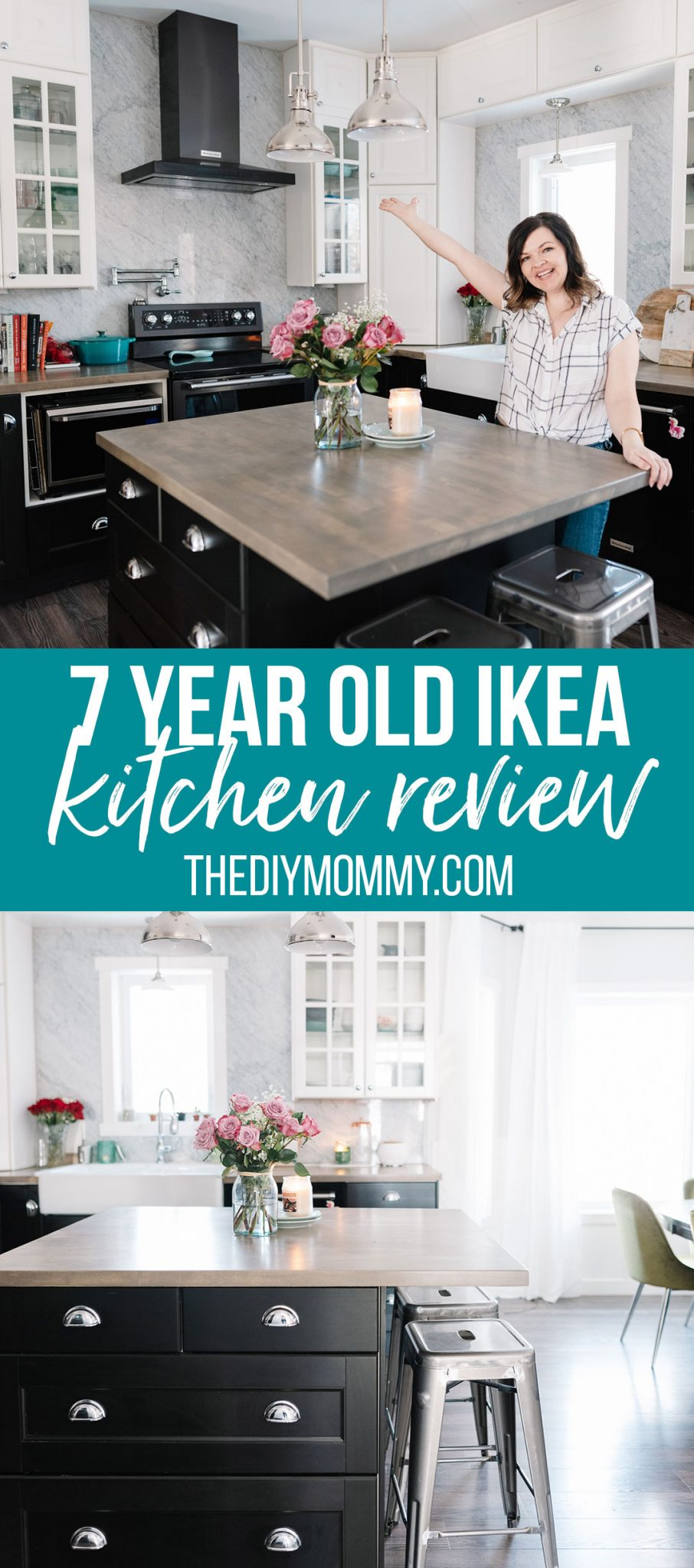 Review of a 7 year old Ikea kitchen