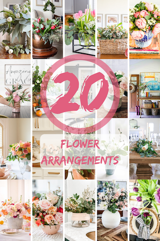 20 DIY Flower Arrangement Ideas for Spring