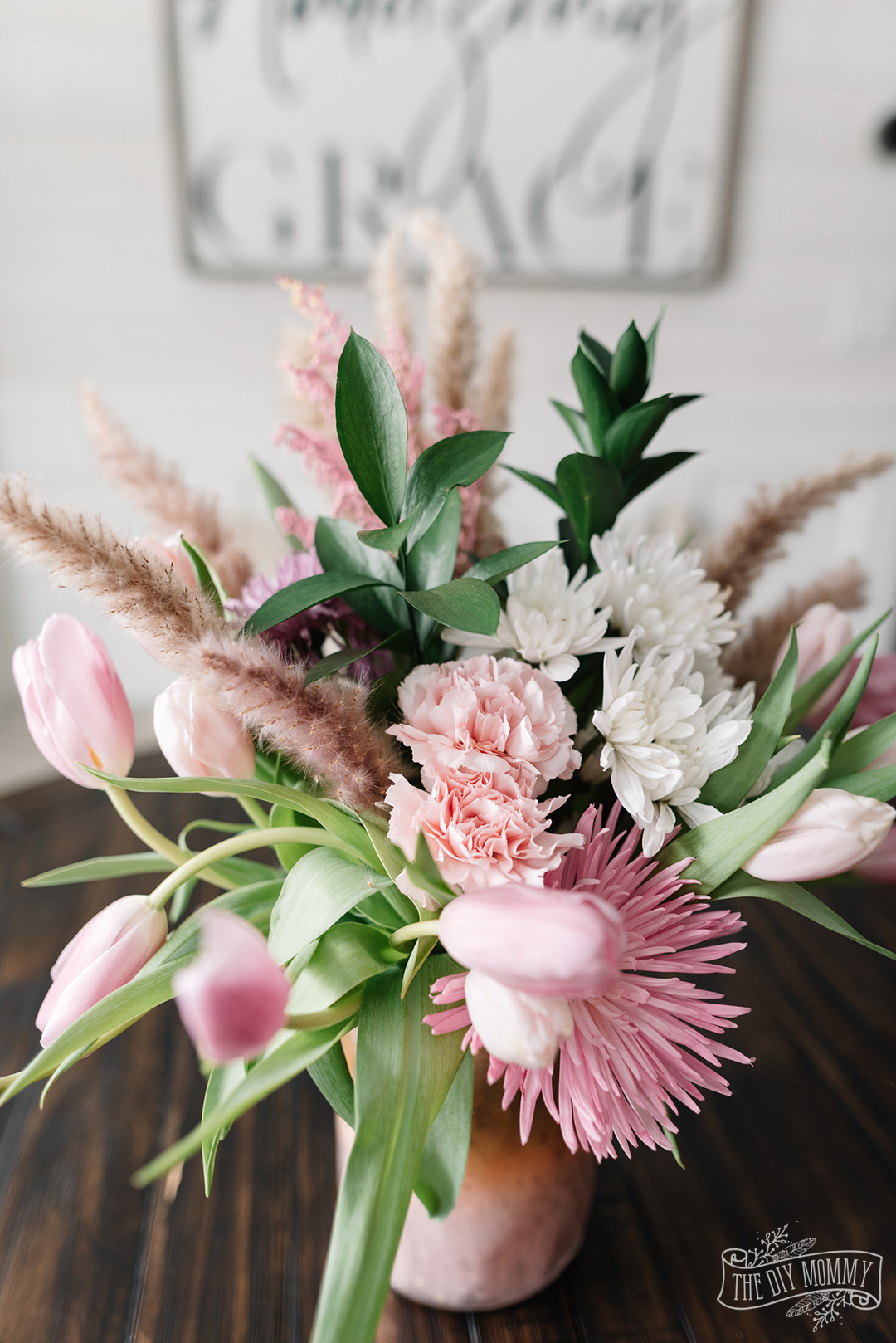 Make grocery store flowers look expensive and beautiful with these simple arranging tips