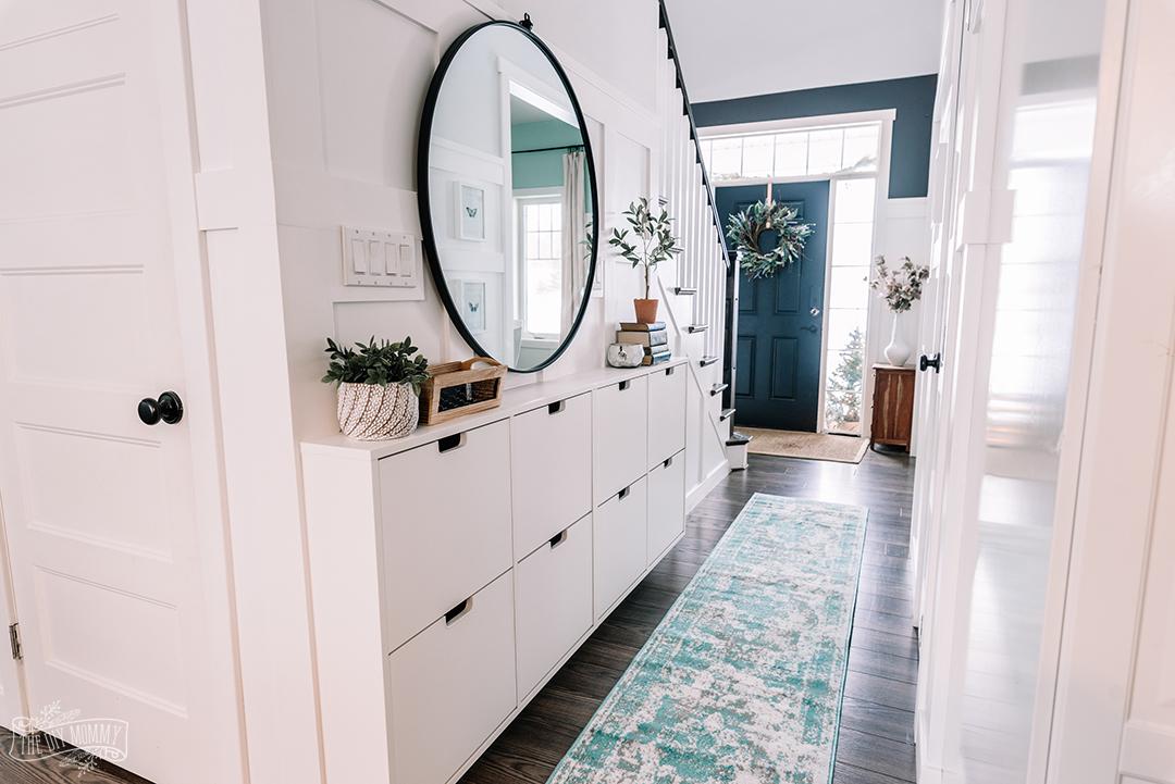 Hallway Storage, Hallway Storage Furniture Ideas