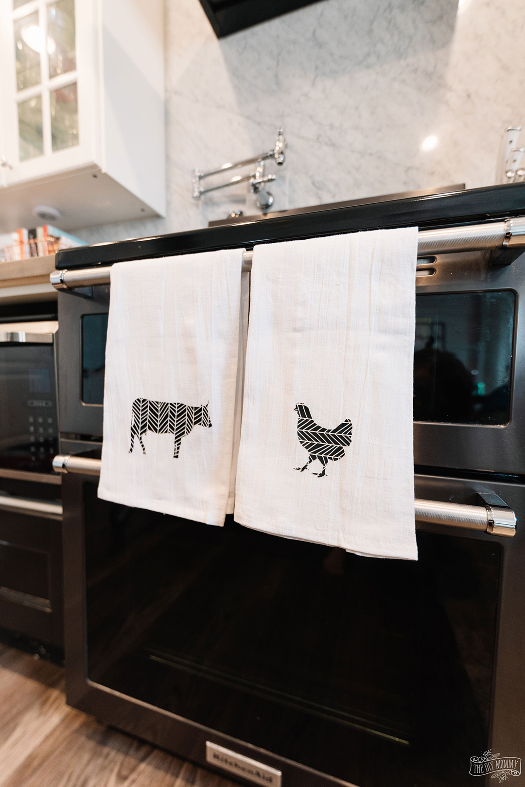 5 Ways To Get Your Kitchen Organized With Cricut Joy The Diy Mommy
