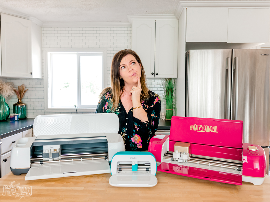 Which Cricut is best? Comparing the Cricut Maker vs Explore Air 2 vs Joy