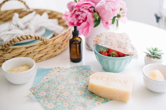 How to make a DIY beeswax wrap extra sticky